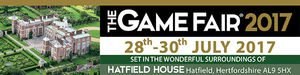 The Game Fair - Hatfield House 2017