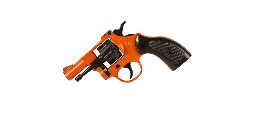 Midland Game Fair 2016: Blank firing pistols