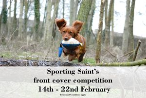 Front Cover Competition 2019