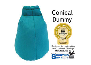 The 'Conical Dummy' is the WINNER of the Shooting Industry Awards NEW GUNDOG PRODUCT