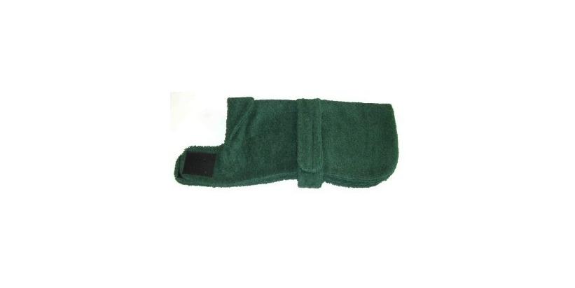 IWA Outdoor Classics: Dog towelling coats