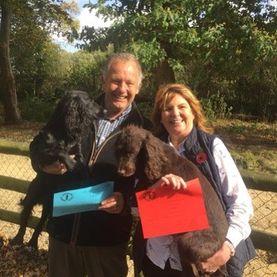 Ian & Wendy Openshaw