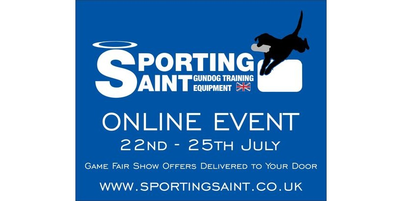 ONLINE EVENT NOW LIVE!