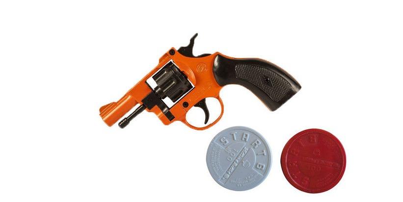 The Game Fair - Hatfield House 2017: Extensive range of Starting Pistols