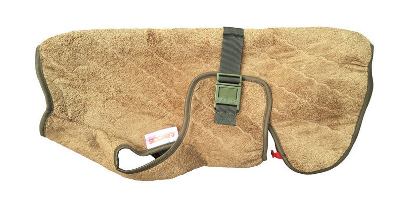 ONLINE EVENT NOW LIVE!: Siccaro Dog Drying Coats