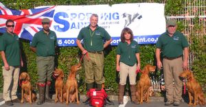Europa Cup, The Hungarian Vizsla European Field Trial Championships