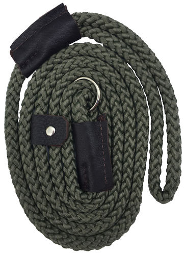 12mm Olive with Leather fittings