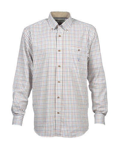 Percussion Small-check Shirt  image #1