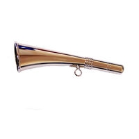 171.5 Acme Beaters Horn - Brass Nickel Plated