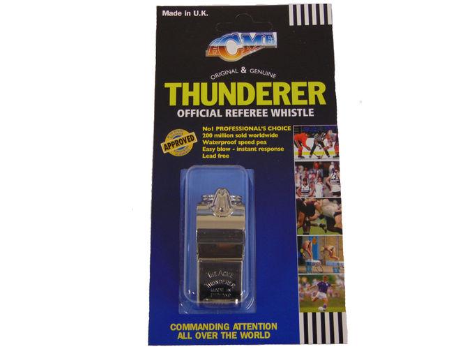 58 Brass N.P. Thunderer - Referee type image #3