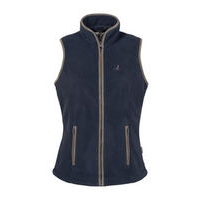 Scotland Ladies Fleece Gilet