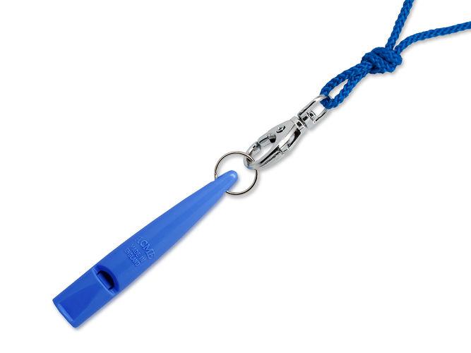 ACME Snorkel Blue Whistle and Lanyard Set image #1
