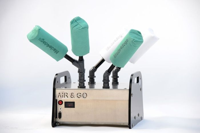NEW! Air & Go Remote Control Dummy Launcher image #1