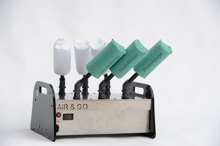 NEW! Air & Go Remote Control Dummy Launcher image #2