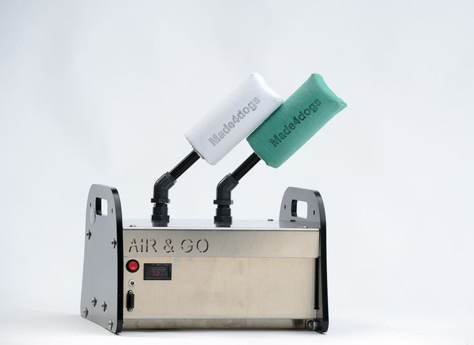 NEW! Air & Go Remote Control Dummy Launcher image #5
