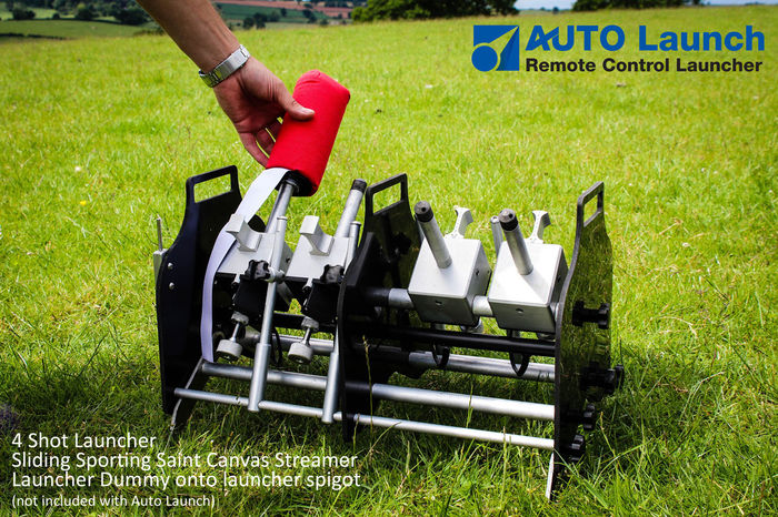 Auto Launch Remote Control Dummy Launcher  image #4