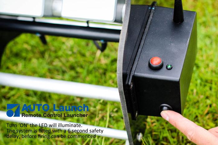 Auto Launch Remote Control Dummy Launcher  image #8