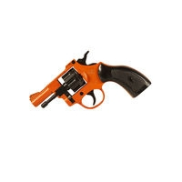 .22 Revolver Blank firing pistol