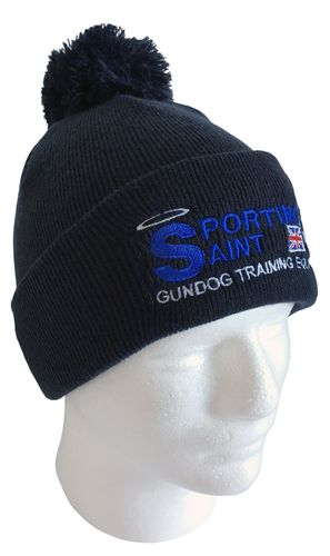 The Sporting Saint Bobble Hat  image #3