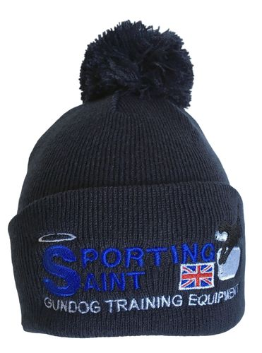 The Sporting Saint Bobble Hat  image #4