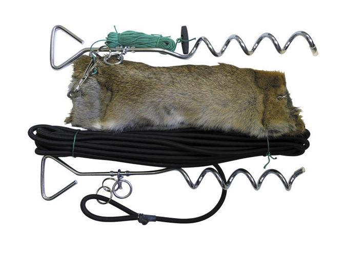 Bolting Rabbit - Rabbit Skin Dummy image #1