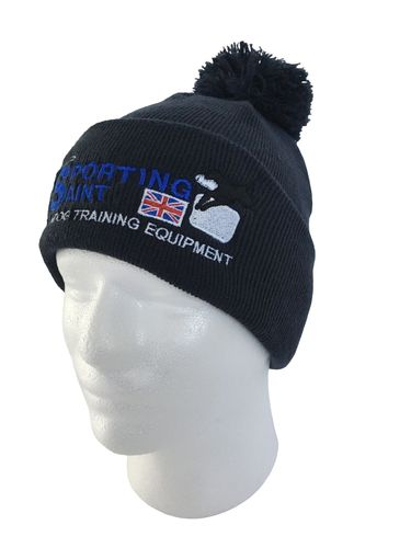 The Sporting Saint Bobble Hat  image #2