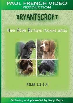 Bryantscroft Hunt Point Retrieve Training Series with Rory Major - Box Set image #1