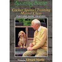 Cocker Spaniel Training Master Class - Part 1 - Basic Training