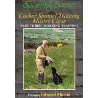 Cocker Spaniel Training Master Class - Part 3 - Field Training