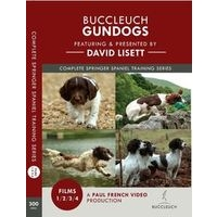Springer Spaniel Training Series Box set - David Lisett