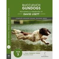 Springer Spaniel Training - Film 3 - David Lisett