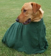 Sporting Saint Dry Towelling Dog Bags image #3