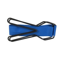 Sporting Saint Nylon Game Carrier - Blue