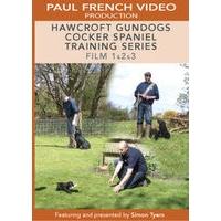 Hawcroft Gundogs Cocker Spaniel Training Series with Simon Tyers - Box Set