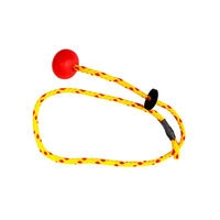 Heeling Lead - Yellow with Red Fleck