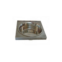 New! Kennel Dog Bowl Holder
