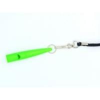Neon Green Whistle & Lanyard Set