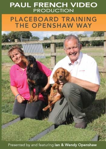 USA Version Only - Placeboard Training the Openshaw Way image #2