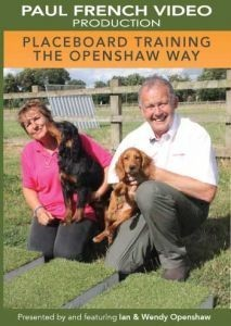 USA Version Only - Placeboard Training the Openshaw Way image #1