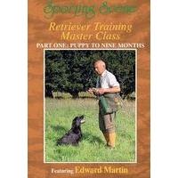 Retriever Training Master Class - Part 1 Puppy to Nine Months