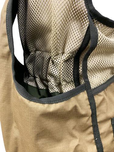 Sand Vest Elastic Back