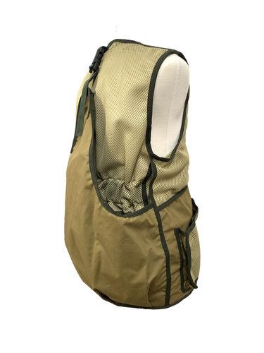 Sand vest side back