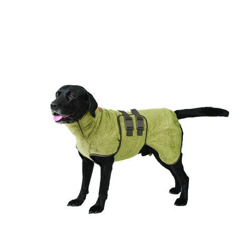 SICCARO Supreme Pro Dog Drying Robe - Elmwood image #4