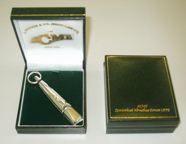 Sterling Silver Whistles image #3