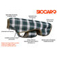 SICCARO Splash Light Weight Dog Robe image #2