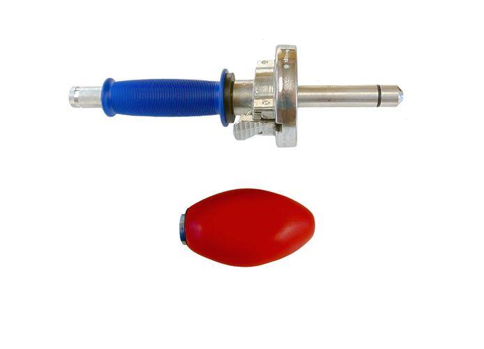 Dummy Launcher with PVC Dummy  image #1