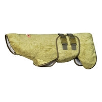 SICCARO Supreme Pro Dog Drying Robe - Bamboo