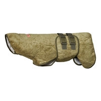 SICCARO Supreme Pro Dog Drying Robe - Olive