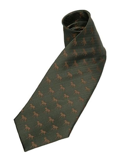 2015 Model - Hunting Dog Tie  image #1