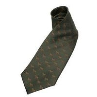 NEW Hunting Dog Tie